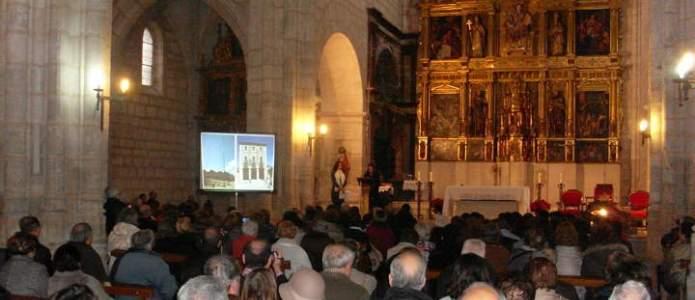 Presentación del 15º festival de Villancicos en Tórtoles de Esgueva